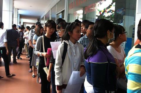 Chỉ tiêu tuyển bổ sung mới nhất của 150 trường