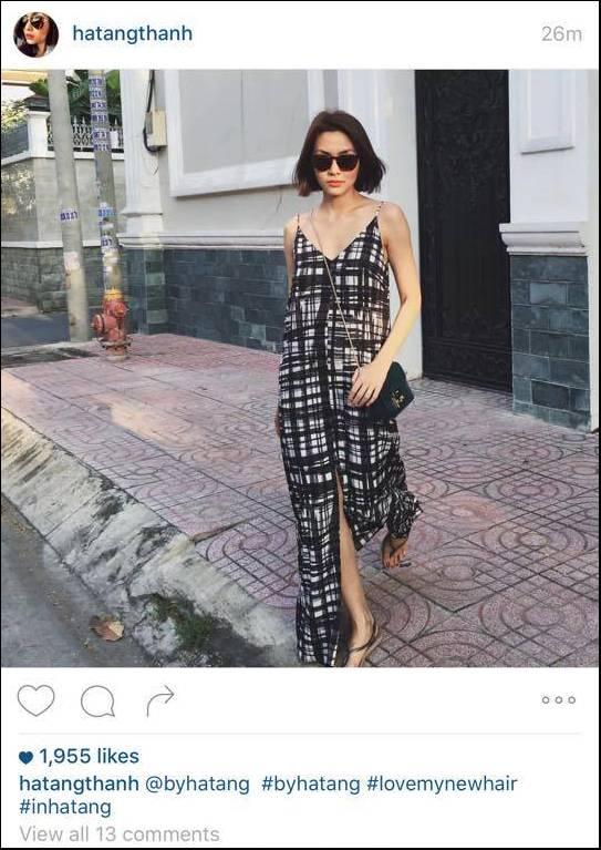 """Fan lo lắng trước thân hình """"cò hương"""" của Tăng Thanh Hà"""