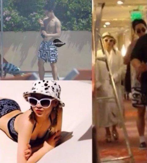 CL (2NE1) và Mino (WINNER) bất ngờ bị tung bằng chứng hẹn hò