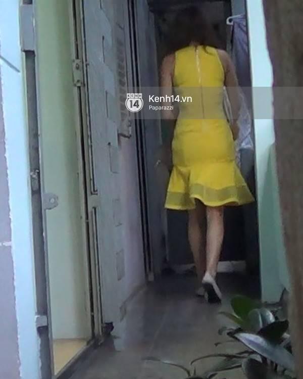 Bất ngờ trước nơi ở giản dị của Hoa hậu Phạm Hương ở Tp.HCM