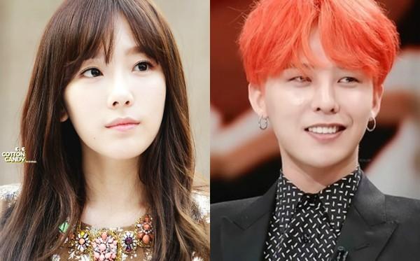Rộ tin G-Dragon hẹn hò Taeyeon, SM và YG lên tiếng nhanh chóng