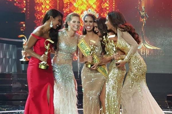 Đại diện Việt Nam trắng tay, Dominican Republic đăng quang Miss Grand International