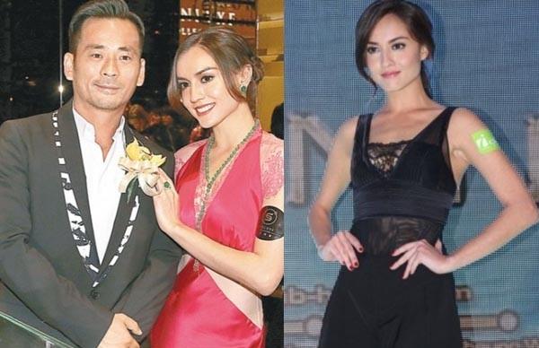 """""""Kiều nữ TVB giật chồng"""" hạnh phúc với bồ tỷ phú"""
