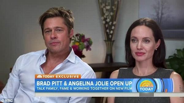 Angelina Jolie - Brad Pitt xúc động nói về lần vượt qua thử thách lớn nhất