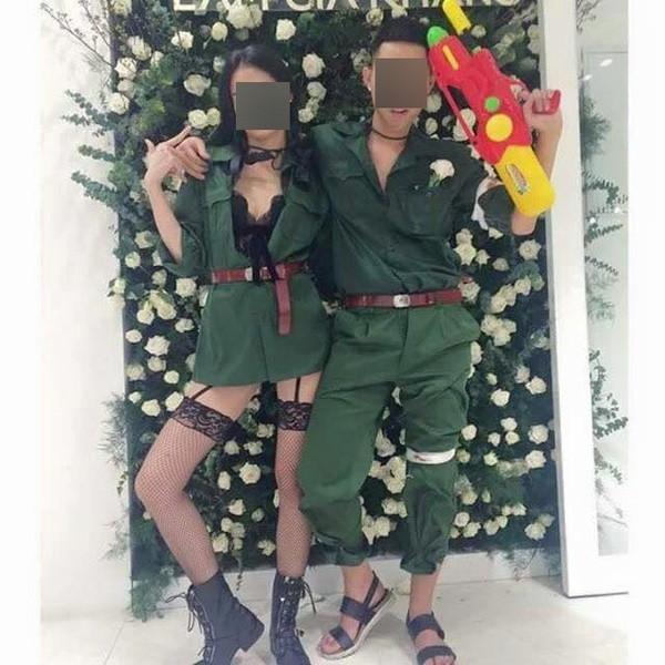 Á quân Next top Model lên tiếng về vụ hóa trang gây phẫn nộ