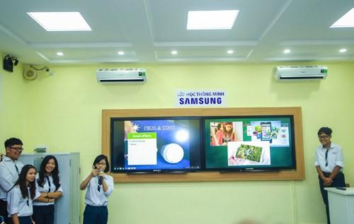 Samsung, DN trách nhiệm xã hội hàng đầu châu Á