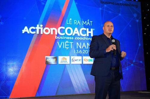 ActionCOACH - 'Bậc thầy' huấn luyện doanh nghiệp
