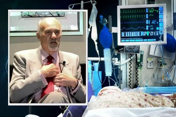Bác sĩ phẫu thuật tim nổi tiếng của đại học Georgia đã trải nghiệm việc linh hồn rời khỏi cơ thể của bệnh nhân như thế nào?
