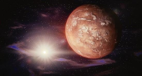 Các nhà khoa học phát hiện băng tuyết trên sao Hỏa