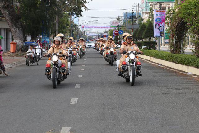 9 ngày nghỉ Tết, Bạc Liêu không để xảy ra tai nạn giao thông