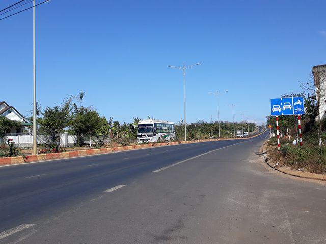 Thông xe đường tránh, cấm xe khách, xe tải lưu thông vào nội thành TP Buôn Ma Thuột