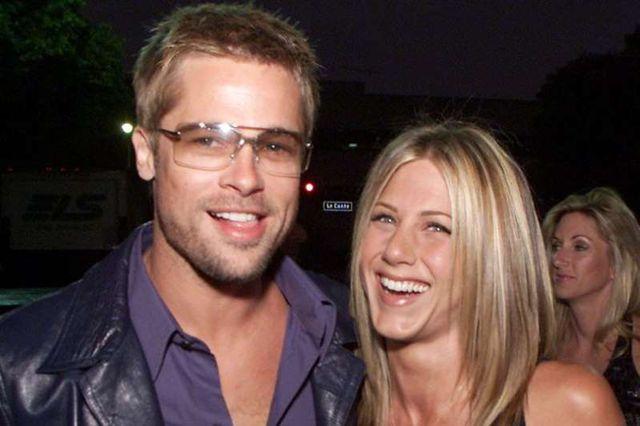 """Brad Pitt đã tặng quà sinh nhật """"bí mật"""" cho Jennifer Aniston"""