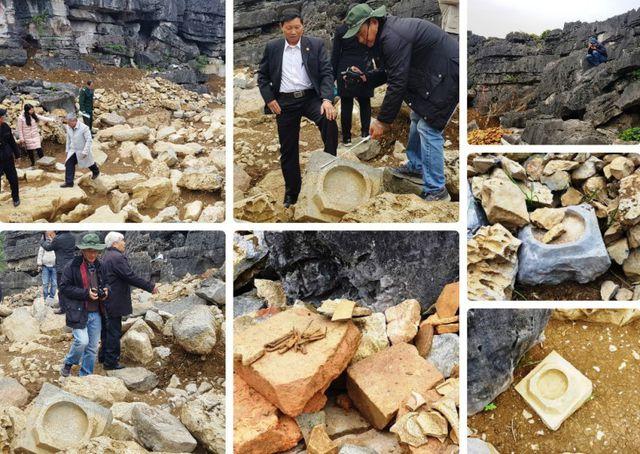 Công bố kết quả khai quật thám sát di chỉ khảo cổ học núi Xuân Đài