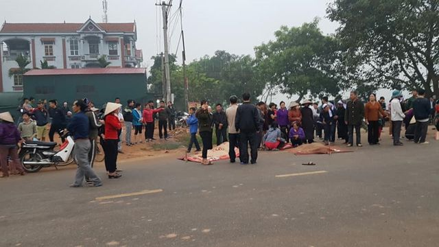 Đoàn người đưa tang gặp tai nạn thảm khốc, ít nhất 5 người tử vong