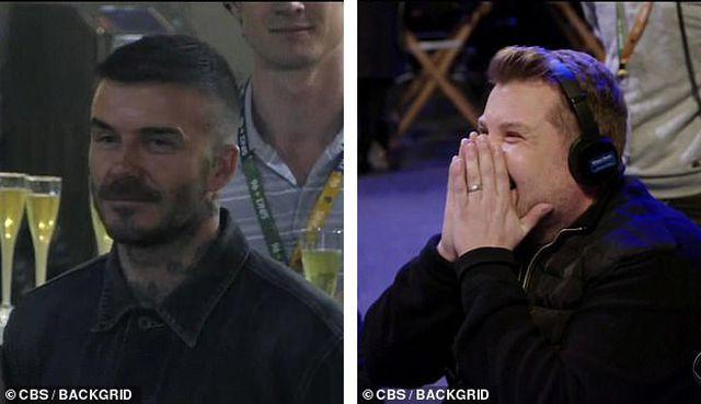 """Hóa ra David Beckham cũng... """"sợ xấu"""""""