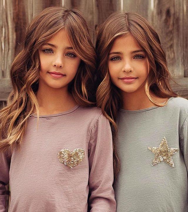 Ngắm hai nhóc tì sinh đôi đáng yêu, nổi tiếng nhất thế giới