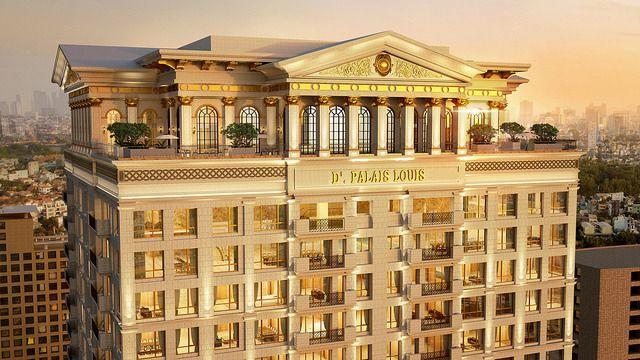 Đi tìm lời lý giải cho 10 năm hoàn thiện D'. Palais Louis