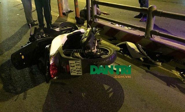 Lại tai nạn chết người vì lao vào dải phân cách trên cao tốc TPHCM - Long Thành - Dầu Giây