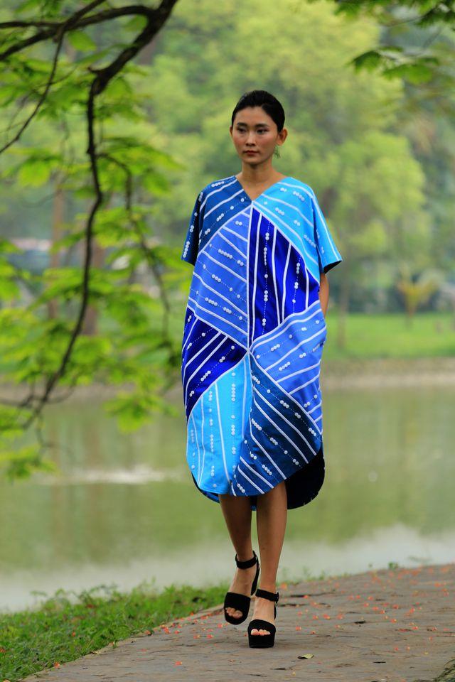 Bữa tiệc thời trang thịnh soạn tại Tuần lễ Thời trang Việt Nam Thu Đông 2019