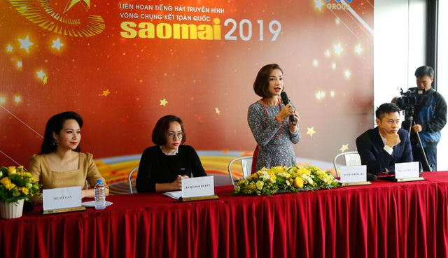 Loại thí sinh trực tiếp qua 4 đêm thi vòng chung kết Sao Mai 2019