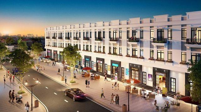 Shophouse – Kênh đầu tư đón đầu xu hướng bất động sản năm 2019
