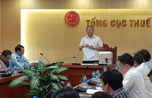 Triển khai hợp nhất các Chi cục Thuế tại 9 tỉnh thành