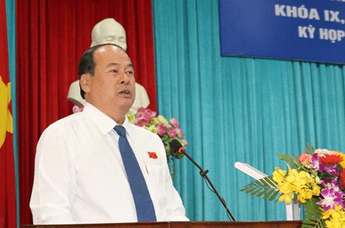 Chân dung tân Chủ tịch UBND tỉnh An Giang Nguyễn Thanh Bình