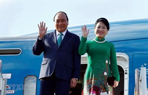 Thủ tướng Nguyễn Xuân Phúc trả lời phỏng vấn hãng thông tấn Nga TASS