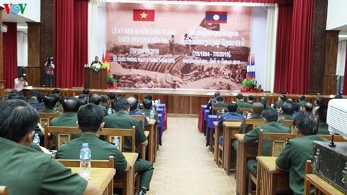 Kỷ niệm 65 năm chiến thắng lịch sử Điện Biên Phủ tại Lào