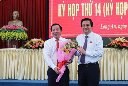HĐND tỉnh Long An họp bất thường bầu Phó Chủ tịch UBND tỉnh