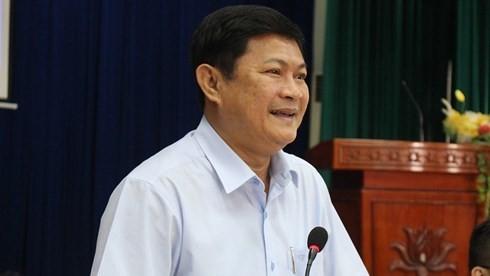 Phê chuẩn miễn nhiệm Phó Chủ tịch UBND TP HCM