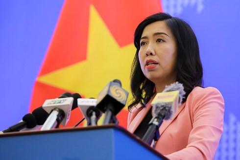 Việt Nam lên tiếng trước báo cáo của Ủy ban Tự do Tôn giáo Quốc tế Mỹ