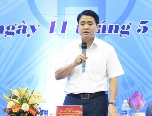 Chủ tịch Hà Nội: Năm tới sẽ xây đủ 100% nhà ở xã hội cho công nhân