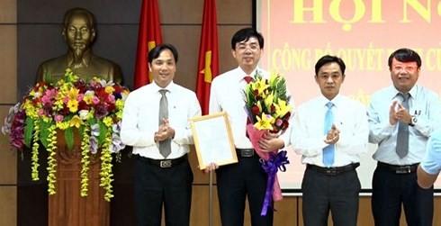 Phó Ban Khu kinh tế Hà Tĩnh được điều động làm Bí thư thị xã Kỳ Anh