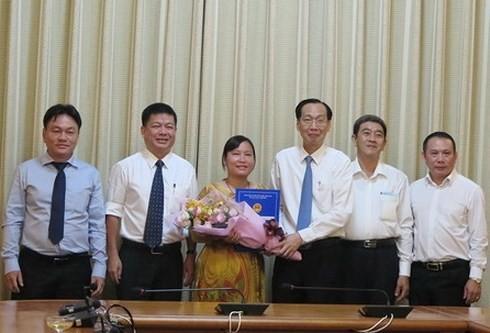 Nhân sự mới TP HCM, Thanh Hóa, Nghệ An