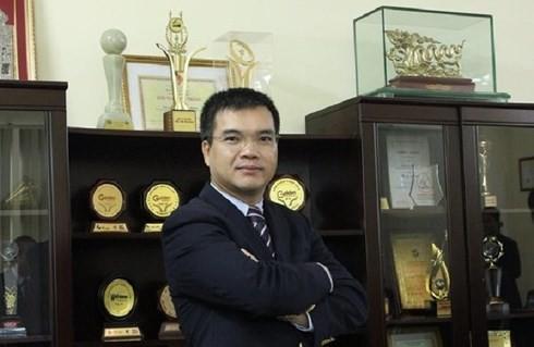 Chân dung tân Tổng Giám đốc Tcty Đầu tư Kinh doanh vốn nhà nước Nguyễn Chí Thành