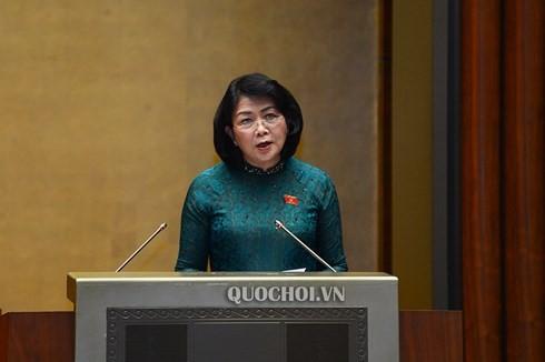 Trình Quốc hội gia nhập công ước số 98: Chống phân biệt đối xử, bảo vệ NLĐ