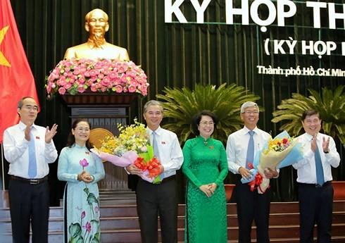 UBND TP.HCM có thêm 2 Phó Chủ tịch mới