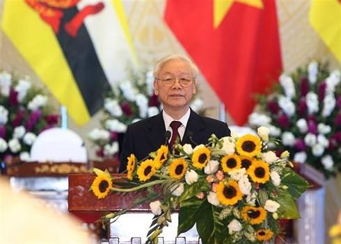 Tổng bí thư, Chủ tịch nước gửi thông điệp khi Việt Nam trúng cử Hội đồng bảo an LHQ