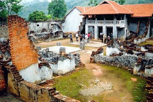 Phục hồi bối cảnh gốc nhà tù Sơn La