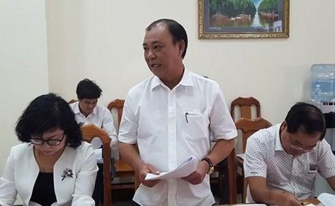 Chủ tịch TP.HCM ký quyết định cách chức ông Lê Tấn Hùng