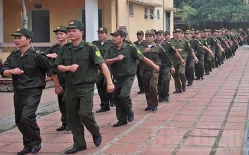 Sĩ quan, hạ sĩ quan công an về xã làm việc được hưởng chế độ, chính sách như thế nào?