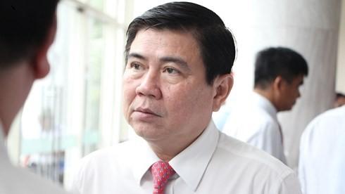 Chủ tịch TP.HCM Nguyễn Thành Phong nói về kết luận của thanh tra vụ Thủ Thiêm