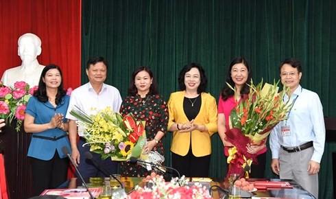 Hà Nội điều động, phân công hai nữ lãnh đạo chủ chốt Thành phố