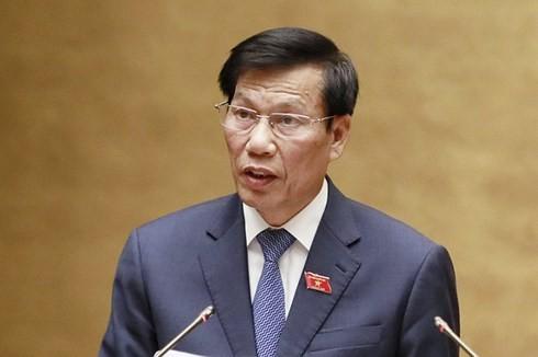 Bộ trưởng Nguyễn Ngọc Thiện: Chùa Ba Vàng vi phạm luật pháp, cần lên án và xử lý