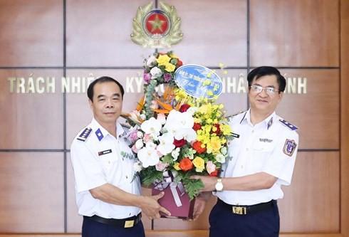 Tân Phó Tư lệnh Cảnh sát biển Việt Nam Trần Văn Nam