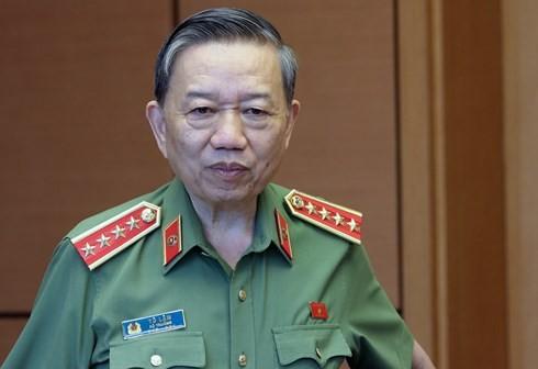 Bộ trưởng Tô Lâm thông tin về vụ bắt đại gia Trịnh Sướng và đường dây xăng dầu giả