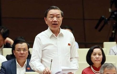 """Những vấn đề """"nóng"""" cử tri cả nước đang chờ Bộ trưởng Tô Lâm giải trình"""
