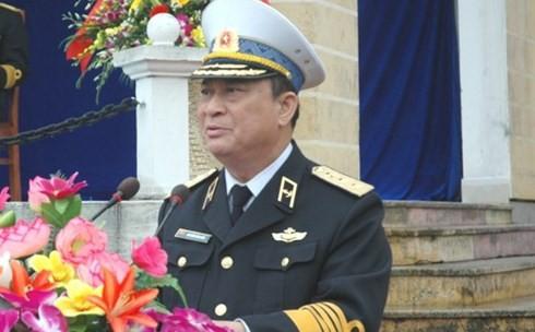 Bộ Chính trị quyết định cách các chức vụ trong Đảng đối với Đô đốc Nguyễn Văn Hiến