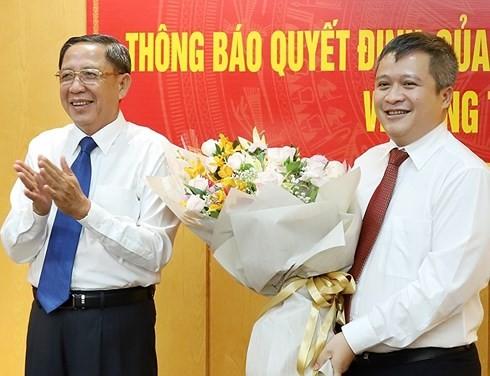 Nhân sự mới ở Hà Tĩnh, Sơn La và Sóc Trăng